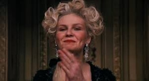 Kirsten Dunst Clapping